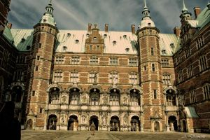 Frederiksborg Palace, Denmark by Selket666