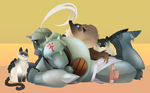 Alphonse Elric and CO by bPAVLICA