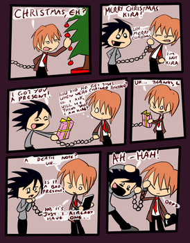 Silly Death Note Comic by tifu