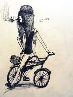 Bike ride by infectedNcontagious
