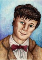 The Eleventh Doctor by SarahStar123
