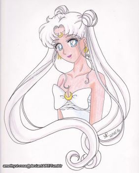 queen serenity by amethyst-rose