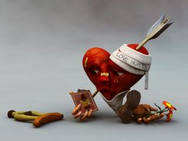 Love Hurts Part Two by Bastrup