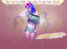 Katy Perry Header by crucioimpedimenta