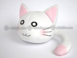 Neko Lucky Star:::::: by Witchiko