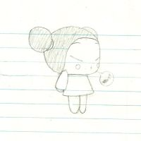 Pucca Practice by PuccaFanGirl