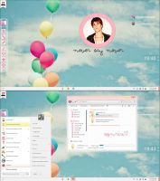 My new DESKTOP ~ OO4 by a-Sonrix