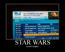 DEMOTE: STAR WARS IS JESUS by Rayne-Is-Butts