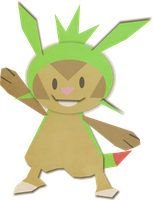 Chespin by Paprik-a