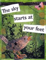 The Sky Starts at Your Feet by silentorchid