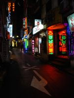 Seoul Style Streets by Andashd