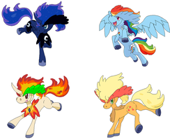 FREE Keldeo Pony Adoptables CLOSED by zX-ShadowLugia111-Xz