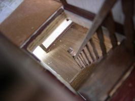 Dollhouse stairs 2 by group-stock