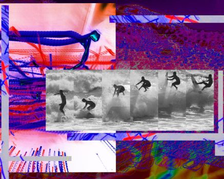 Superman Surf Sequence by SeanTiner