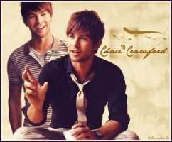 Chace Crawford by twelvemarblesshort