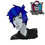 Hiroto - Monster High by VampireQueenEffeffia