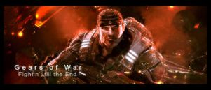 Gears of War Signature by Wolfoe