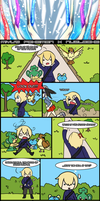 Nuzlocke: X Run: Unexpected discoveries by PaperCactus