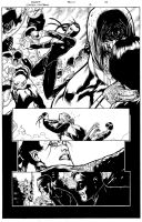 Green Lantern 3, page 15 by MarkIrwin