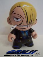 Sanji by F1shcustoms