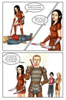 CandH: Misunderstood Darkspawn by Ddriana