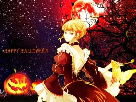 umineko beatrice halloween by darkdemon18