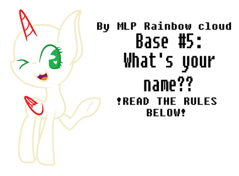 Base #5: What's Your Name?? by Nazliarc