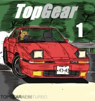 TopGear Cover Remake by topgae86turbo