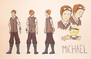 Michael by StatusDelirious
