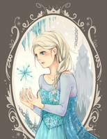 elsa by strawberry-queen1