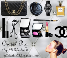 Chanel png by mllebarbie03