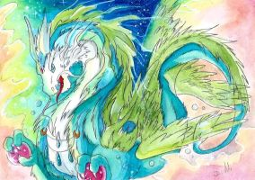 Grand Dragon Divin by ZeldaPeach