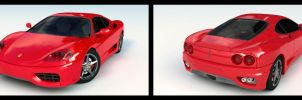 Ferrari Modena by magic-monkey