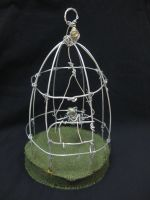 The Birdcage by decomposerdoll
