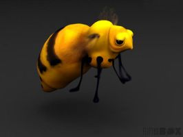 Bee by flitterbox