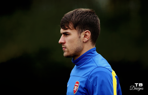 Aaron Ramsey by Tautvis125