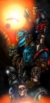 Mass Effect 2 by Kmadden2004