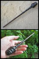 Scarab Wand by ThornStone