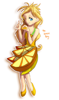The Lemon Fairy by AngieMyst