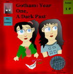 Gotham Year One cover by AkuBubbles