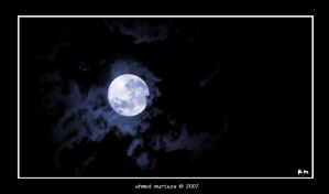 The Moon by mentallydeceased