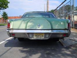 1969 Lincoln Continental Mark III (IV) by Brooklyn47