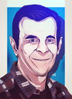 Phil Dunphy Modern Family by metalsan