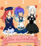 Lolita is friendship by Sky-River
