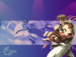 Ryu by TarneshedHeat