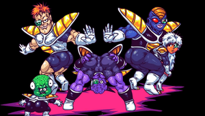 Dragon Ball Zee Team Ginyu by GT4tube