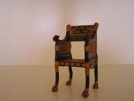 Antique Chair 3 by stock-kitty