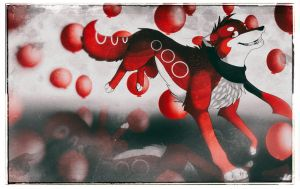99 Red Balloons by Flame-Expression