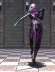 Charadesign Erienne by Silver-Scale
