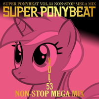Super Ponybeat Vol. 053 Mock Cover by TheAuthorGl1m0